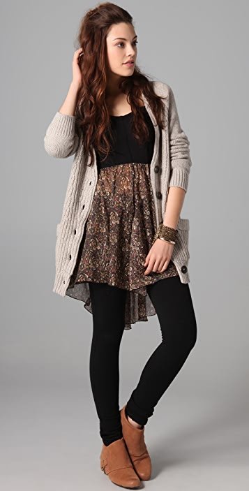 Free People Ginger Snap Tunic