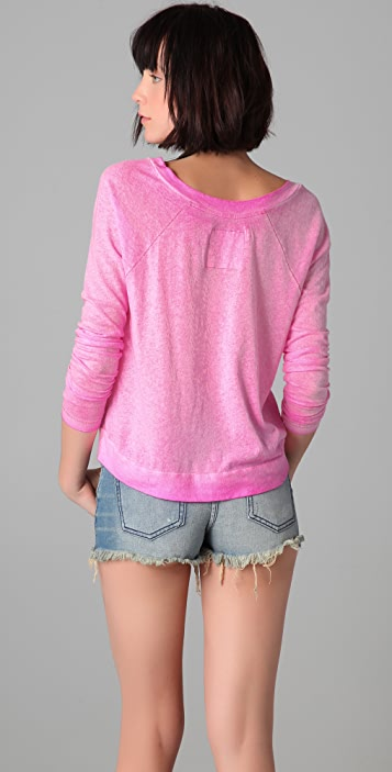 Free People Neon Lights Must Be Dreamin' Top