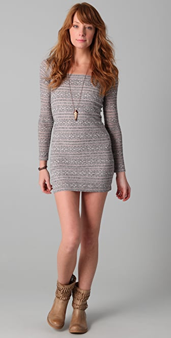 Free People Good Girl Gone Bad Dress