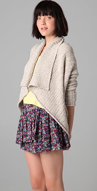 Free People Not Alone Cardigan