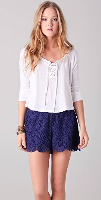 Free People Gate Keeper Top