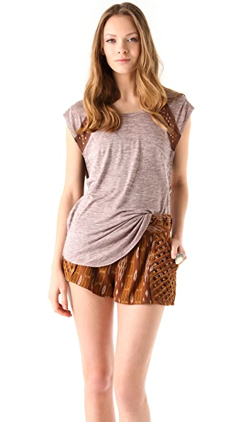 Free People Everyday Stud Tee