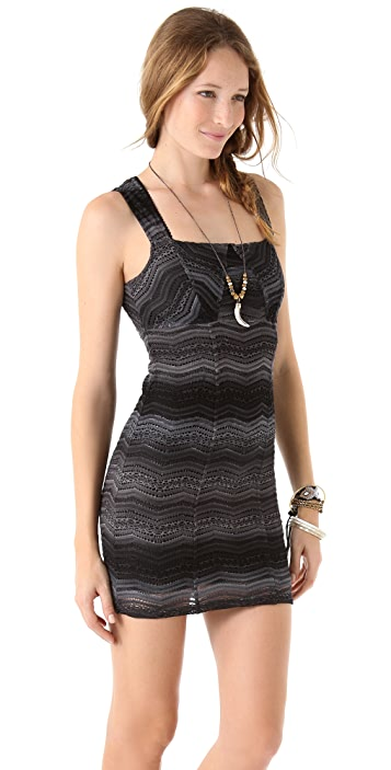 Free People All You Ever Wanted Bodycon Dress