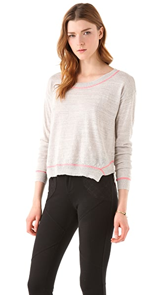 Free People Road Trip Pullover Sweater
