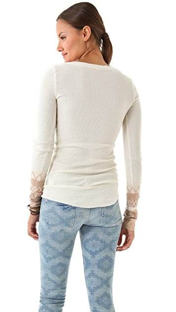 Free People Kombucha Cuff Thermal