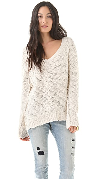 Free People Songbird Pullover