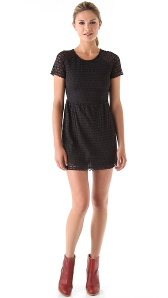 Free People Candy Woven Lace Dress