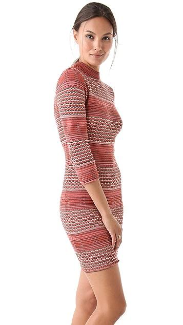 Free People Groovy Sweater Knit Dress