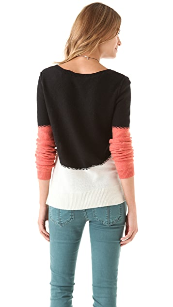 Free People New Kid on the Block Pullover