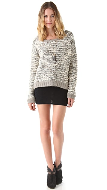 Free People Sail to the Moon Pullover