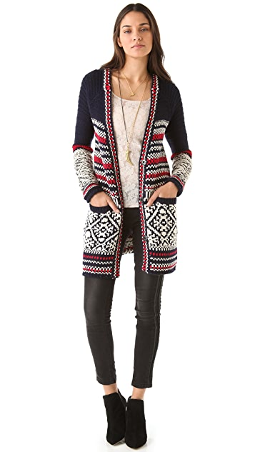 Free People Annabelle Cardigan
