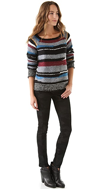 Free People Montmartre Pullover