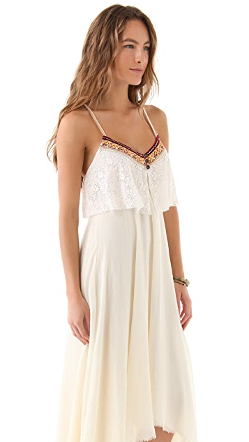 Free People Gypsy Heart Dress