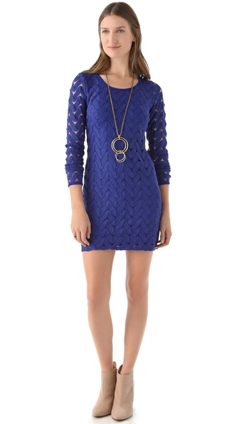 Free People Wild Thing Mini Dress