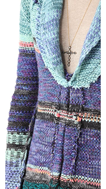 Free People Kryptonite Cardigan