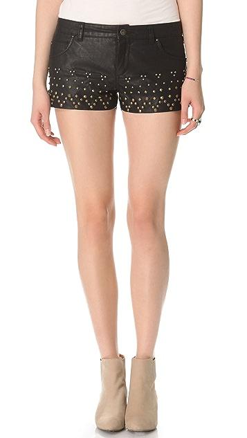 Free People Studder Rocker Shorts