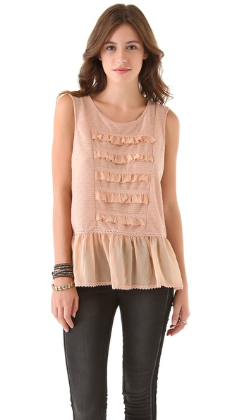 Free People Sweetie Pie Top