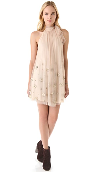 Free People Paillette Dress