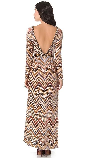 Free People Disco Meadow Maxi Dress
