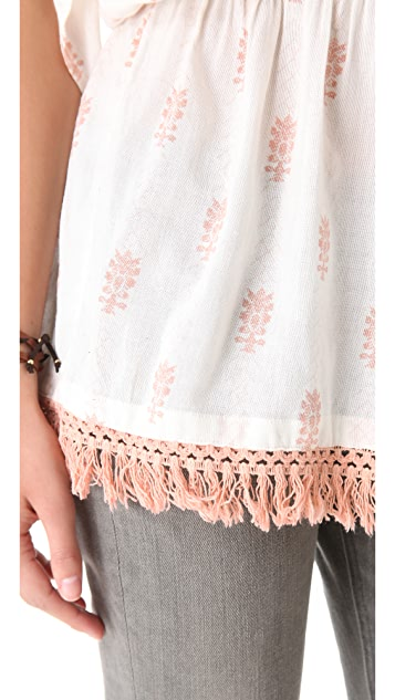 Free People African Rain Tunic
