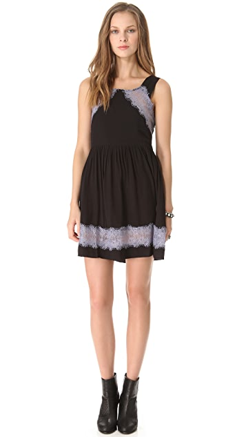 Free People Georgia Dress