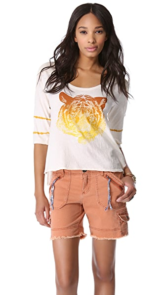 Free People The O Tee