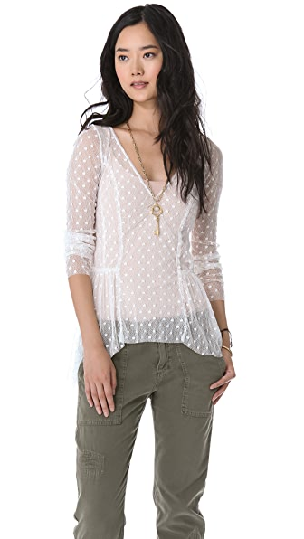 Free People Spring Into Layering Tunic