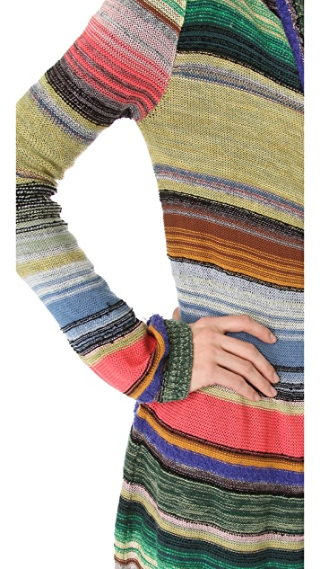 Free People Serape Cardigan