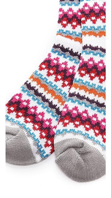 Free People Fireside Boot Socks