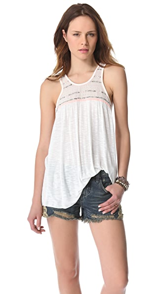 Free People Electric Light Tank