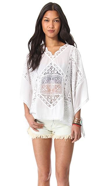 Free People Forest Nymph Tunic