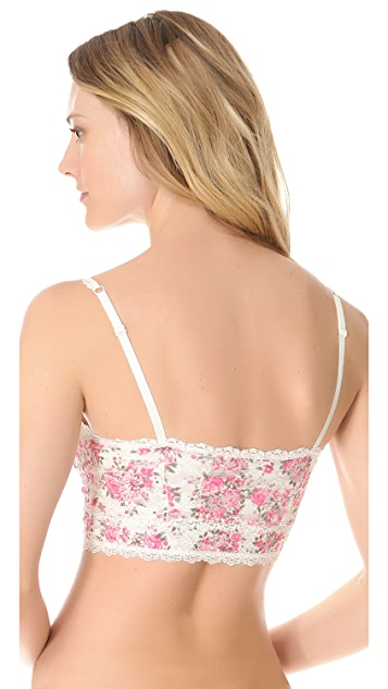 Free People Tea Party Soft Bra