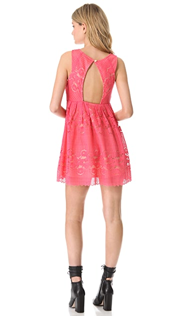Free People Rocco Lace Dress