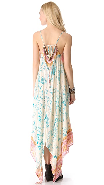 Free People Wild Devine Dress
