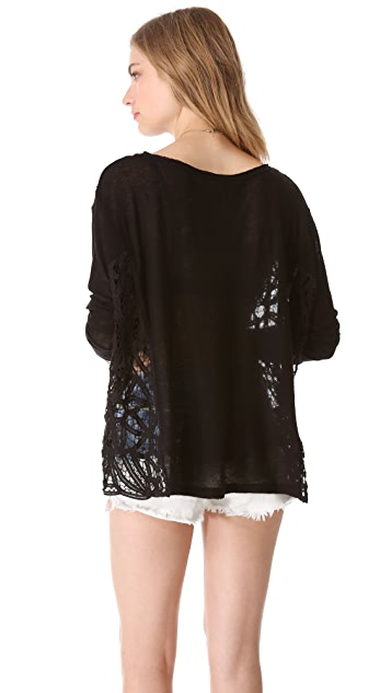 Free People Love Me Do Top