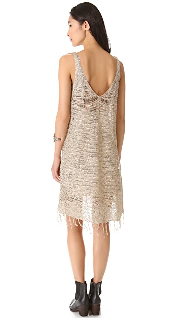 Free People Golden Sands Dress