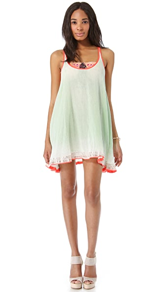 Free People Ariel Racer Dress