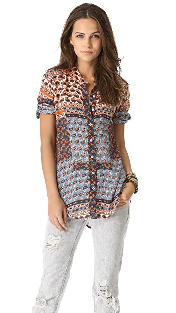 Free People Caravan Top