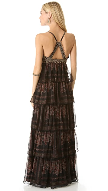Free People Magic Lamp Maxi Dress