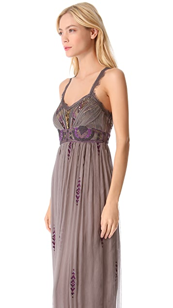 Free People Artemis Maxi Party Dress