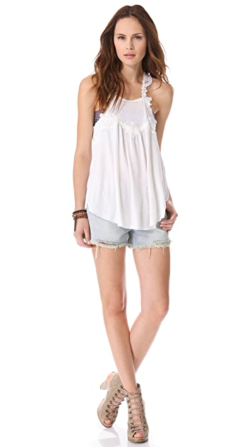 Free People Lacy Day Tank