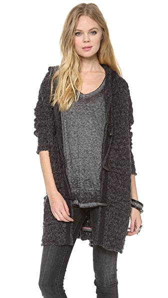 Free People Toggle Coat