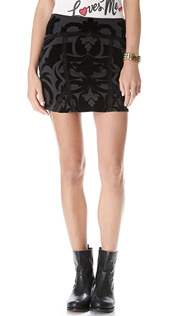 Free People Going for Baroque Skirt