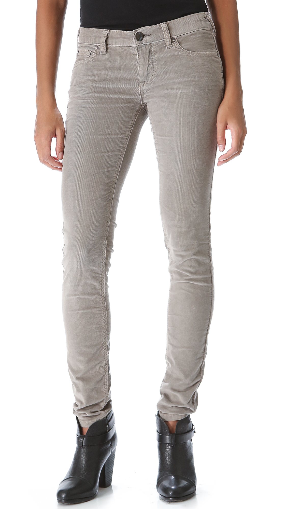 bde1107c4397 Free People Skinny Corduroy Pants