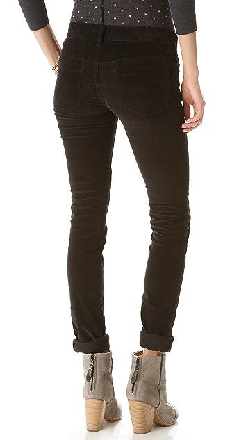 Free People Skinny Corduroy Pants