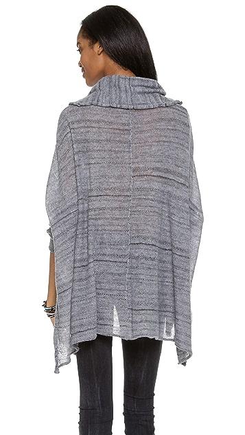 Free People Banana Split Stripe Sweater
