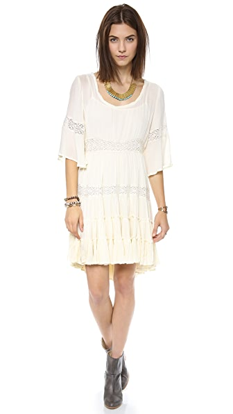 Free People Dream Cloud Dress