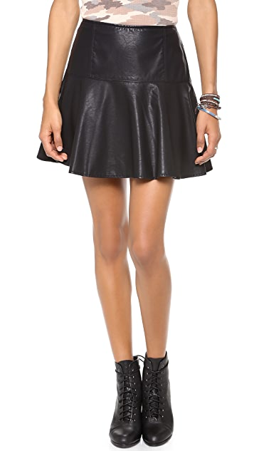 Free People Trumpet Skirt