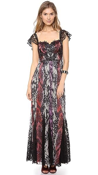 Free People Wild Hearts Maxi Dress
