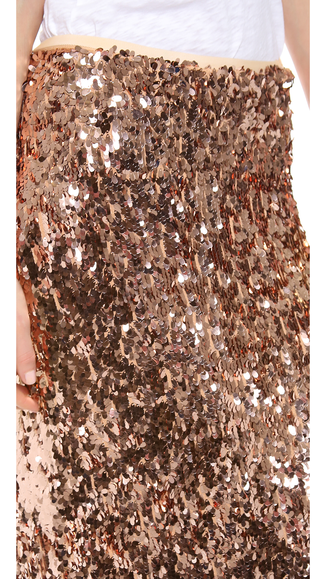 b6a7d5e2 Free People Sequins for Miles Maxi Skirt | SHOPBOP